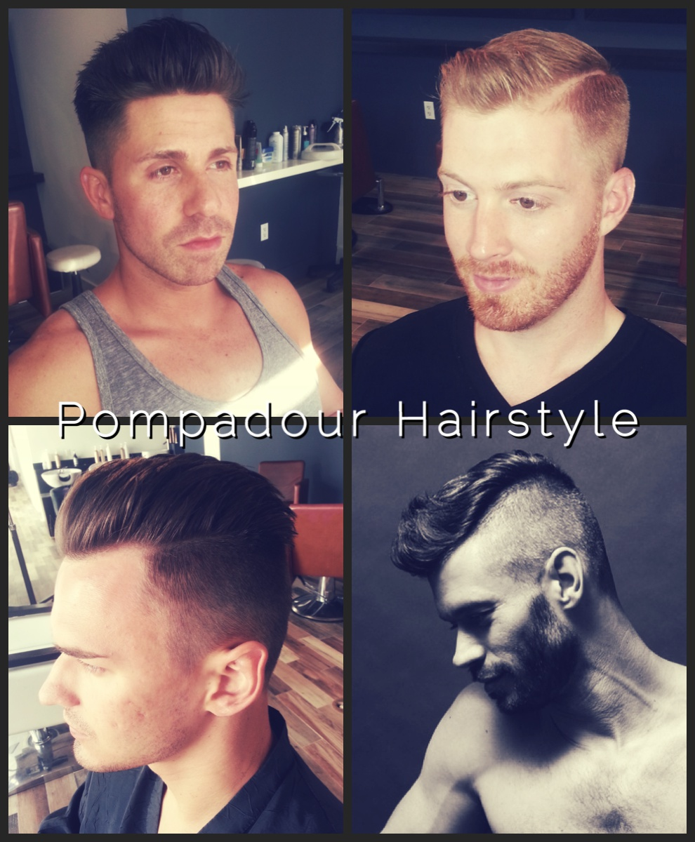 Super Men Style Quotthe Pompadourquot A Name With Flare A Super Hot Short Hairstyles For Black Women Fulllsitofus